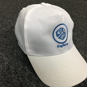 Salesforce - White CP05 (front side view)