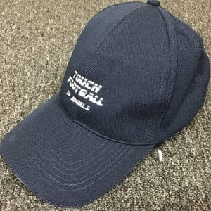 SP Touch Football - CP09 Cap Navy (front side 2 view)